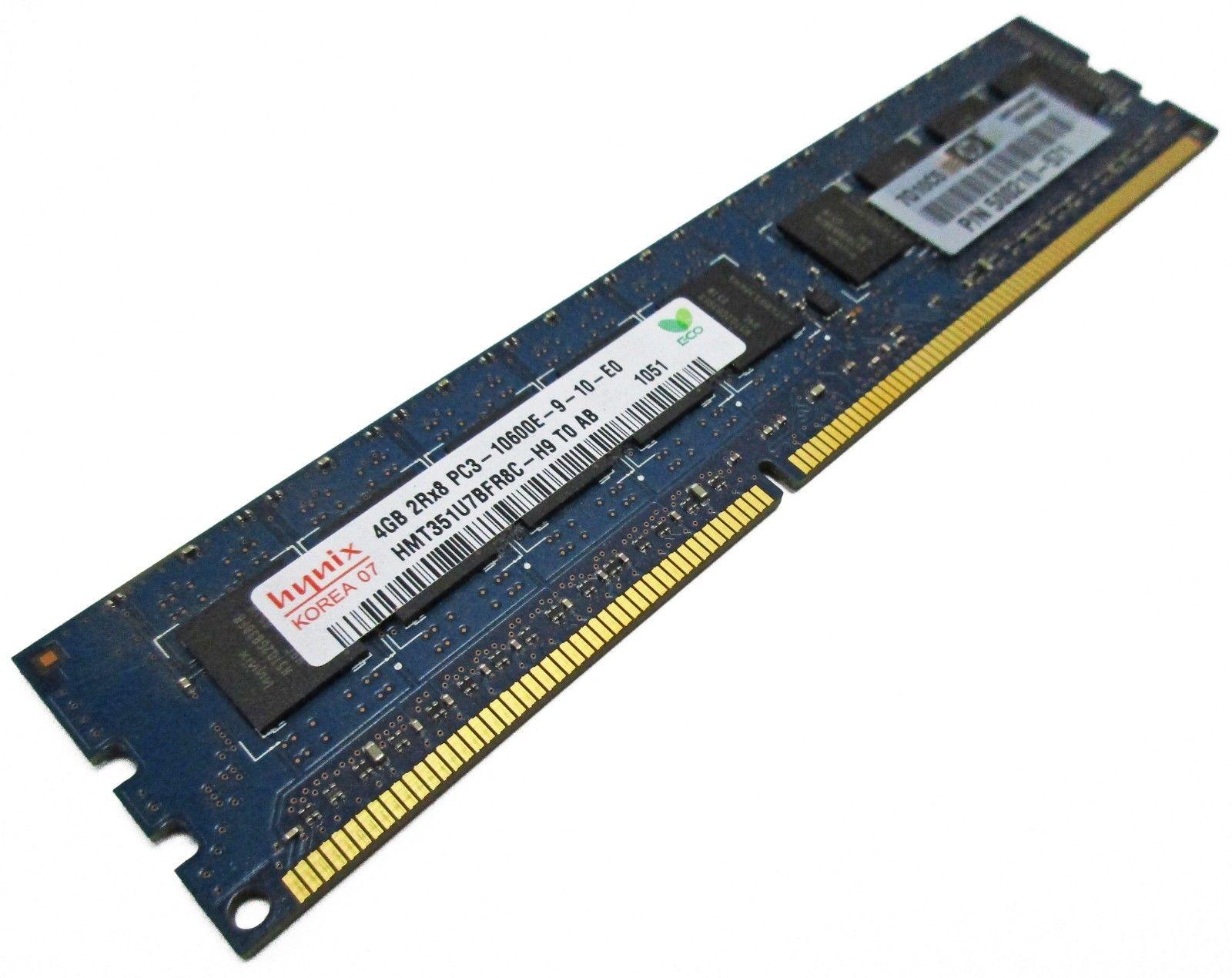 Hynix HMT351U7BFR8C-H9 4GB 2Rx8 PC3-10600E